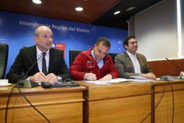 Autoridades firman acuerdo para el Consejo Nacional de Desarrollo Urbano del Biobío