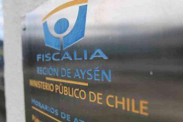 Fiscalía logra condena de 13 años de cárcel para autor de homicidio en Puerto Aysén