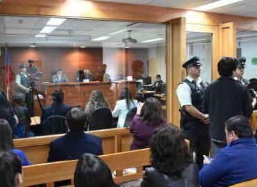 Dictan veredicto condenatorio contra autor de parricidio de lactante en Alerce