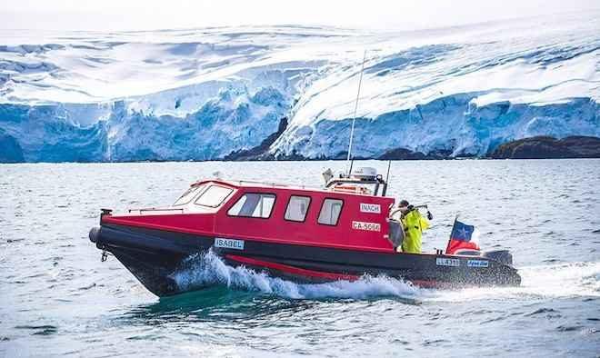 Investigadores antárticos se reúnen en masivo encuentro marcado por la emergencia climática del planeta