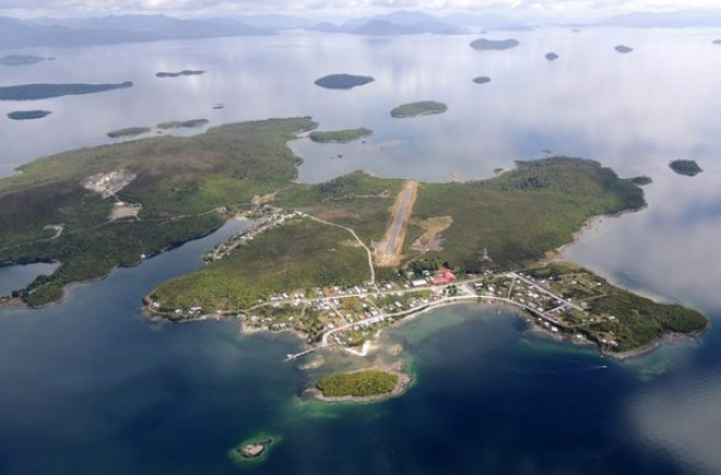 Desde Puerto Aguirre lanzan programa aniversario de Islas Huichas