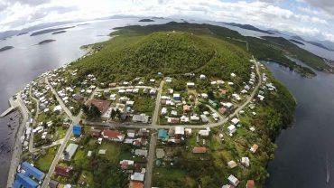 Islas Huichas sería piloto para anteproyecto que busca dar solución a desabastecimiento de agua a través de inédita iniciativa