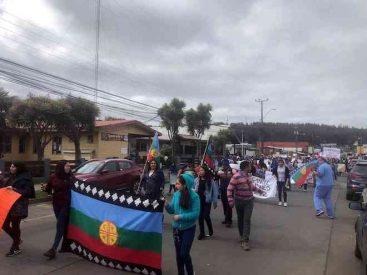 """Asociación de funcionarios de la Municipalidad de Puerto Saavedra paralizan funciones: """"Apoyo de la ciudadanía es necesario para el logro de los objetivos nacionales"""""""