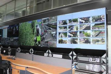 Nuevo sistema integrado de cámaras entre UOCT y CENCO permitirá mejorar seguridad y conectividad vial en Concepción