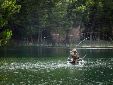 En Coyhaique darán inicio a la temporada de pesca recreativa de la Región de Aysén