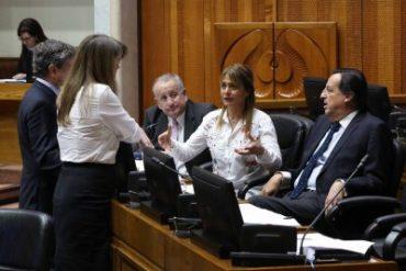 Crisis política y social: senadores llaman a un acuerdo transversal para dar respuesta a las demandas ciudadanas