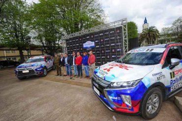 Arranca la sexta fecha del Copec RallyMobil