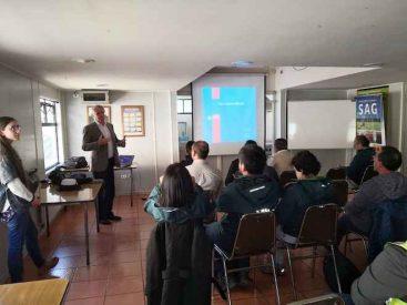 Región del Biobío: SAG se reunió con sector portuario para dar a conocer medidas de prevención para evitar ingreso de Peste Porcina Africana