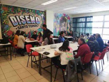 Diseño de Santo Tomás Concepción trabaja en desarrollo de marca para emprendedores lotinos