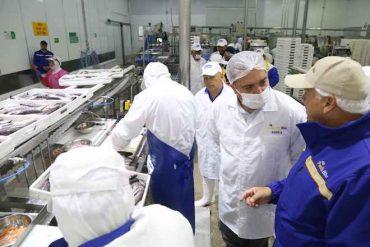 """Intendente Sergio Giacaman: """"Esperamos que los parlamentarios pongan en valor a la industria pesquera de la merluza y que puedan escuchar a sus trabajadores"""""""