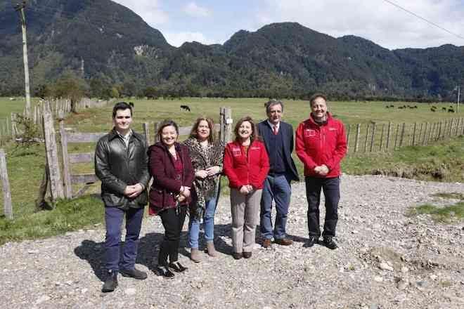 Autoridades anunciaron licitación de estudio de prefactibilidad para la Zona Franca de Aysén