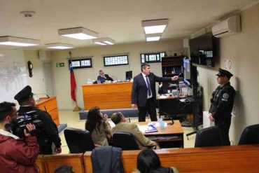 Fiscalía formaliza a Prefecto de Carabineros de Aysén por obstrucción a la investigación calificada