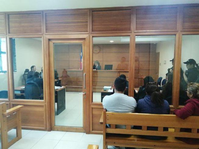 En prisión preventiva quedan imputados investigados por saqueos en el centro de Valdivia