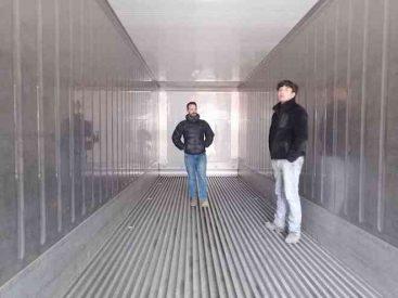 """Emprendedores de Punta Arenas se la juegan por """"alimentar"""" la región de Magallanes con un """"Invernadero Inteligente"""""""