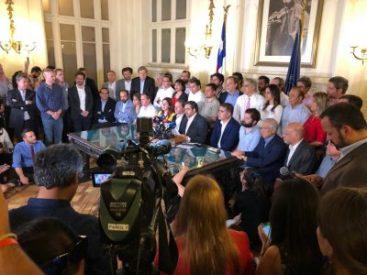Logran histórico acuerdo para Nueva Constitución: participación ciudadana será clave