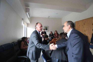 """Ministro de Agricultura en diálogos ciudadanos con alcaldes rurales: """"El diálogo será el puente para responder a las desigualdades en el mundo rural"""""""