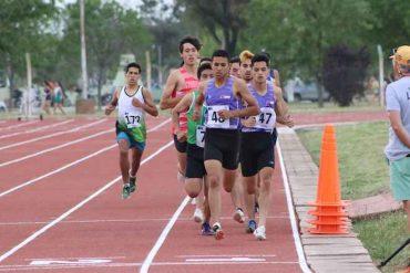 Atletismo le entregó a Biobío primeras medallas en Juegos de La Araucanía