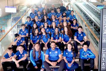 Biobío se pondrá la Roja con nutrida delegación en sudamericano escolar