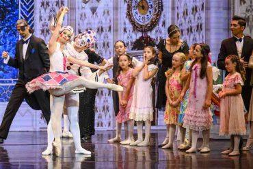 Con el ballet Cascanueces el Teatro Municipal de Temuco abre su programación de Navidad