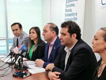 Autoridades entregan cifras oficiales de MiPymes afectadas en la Región de Los Ríos y medidas para ir en su apoyo