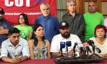 """Bloque Sindical de US convoca nueva jornada de Huelga General: exigen """"respuestas a las demandas urgentes de la población"""""""