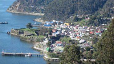 """Megaempresa constructora china evalúa invertir en el Puerto de Corral """"con el fin de ampliar la capacidad económica de exportación e importación desde el sur de Chile"""""""