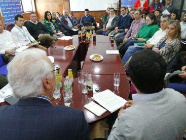 """Intendente Jurgensen encabezó mesa Comex Extraordinaria: """"Se hace necesario una campaña internacional para recuperar la confianza"""""""