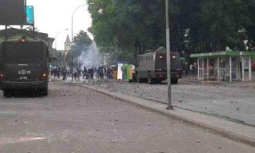 Gremios condenan actos vandálicos en Temuco y llaman a respetar a los pequeños comerciantes