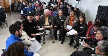 200 personas fueron parte del 1er Diálogo de Reflexión Comunitaria en Valdivia