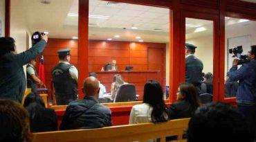 Juzgado de Garantía de Concepción deja en prisión preventiva a imputado por incendio en Caja de Compensación