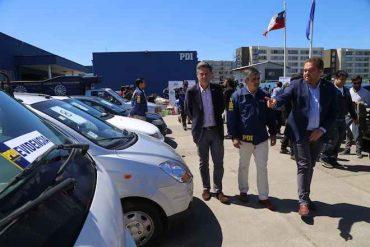 Intendente regional del Biobío confirma presentación de nuevas querellas por saqueos y otros delitos