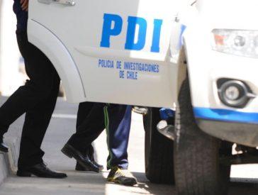 PDI Aysén detuvo a una mujer por el delito de desórdenes públicos