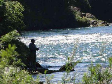 Comenzó la temporada de pesca recreativa de la Región del Biobío