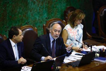 """Presidente de la Cámara insiste en aumentar 50% pensión básica solidaria: """"Ministro Briones póngale sentido de realidad al problema que tenemos en Chile"""""""