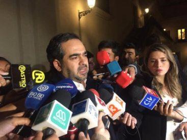 """Cosena y agenda de seguridad: presidente del Senado aseguró que """"el Gobierno debe dar respuestas de fondo"""""""