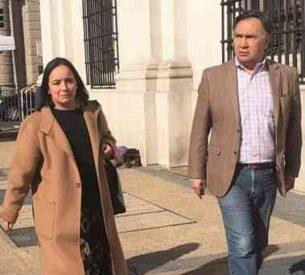 """Parlamentarios de RN: """"Senadores que promueven destitución del Presidente son antipatriotas y no creen en la democracia"""""""