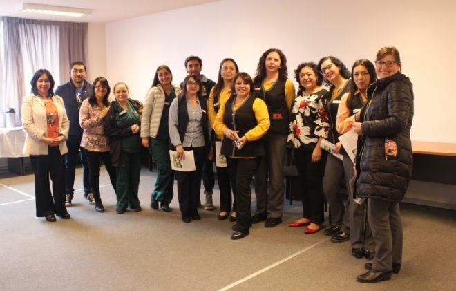 Comunidad Santo Tomás sede Valdivia comparte en talleres de autocuidado