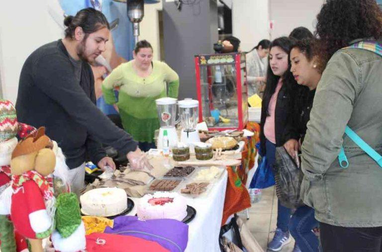 Estudiantes de Santo Tomás Valdivia organizan Feria de Emprendedores