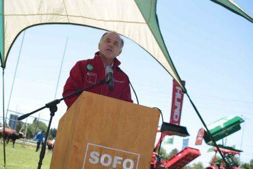 """Ministro Walker realiza llamado al diálogo en inauguración de la Expo Sofo: """"El estallido social nos interpela a todos, tenemos que atender y ser muy humildes para enmendar el rumbo"""""""