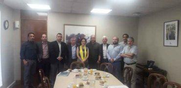 Desde la Central de Trabajadores de Chile, CTCh  Embarcados dialogan con ministra Zaldívar