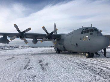 Fuerza Aérea de Chile reporta desaparición de aeronave rumbo a Base Aérea Antártica