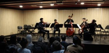 Orquesta de Cámara de Valdivia y Santo Tomás organizaron concierto navideño a beneficio