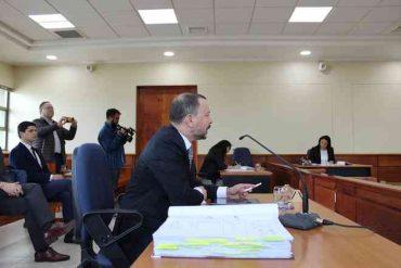 Decretan prisión preventiva para prefecto de Carabineros de Aysén por obstrucción a la investigación calificada