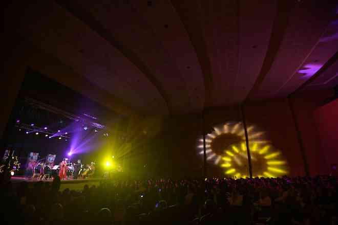 Concierto UNAB Concepción envió un mensaje de paz en Navidad