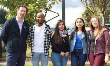 Santo Tomás Valdivia fortalece intercambio estudiantil Chile – Francia