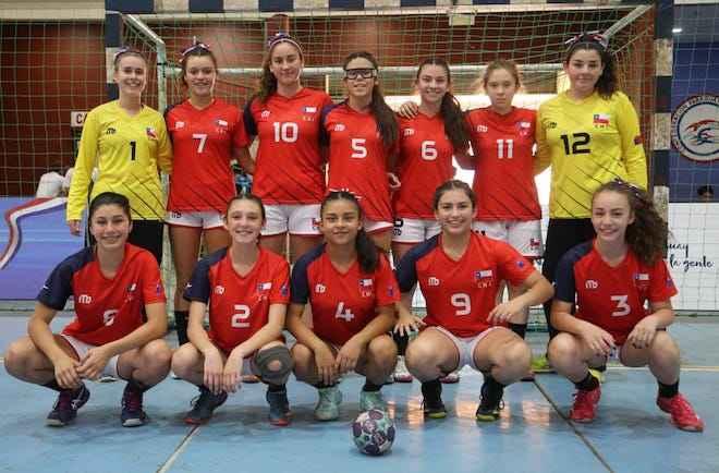 Biobío cerró destacada actuación en Sudamericano Escolar