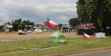 Aumentan campamentos en Osorno: alcalde solicita políticas habitacionales claras y oportunas para las familias