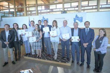 Dirigentes sociales entregaron manifiesto  a autoridades de la Región del Biobío