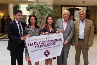 """Diputada Pérez por ingreso de reforma de Ley """"Cooperativas de Pensiones: """"Es una propuesta viable, porque Chile ya tiene experiencia en materia de cooperativas"""""""