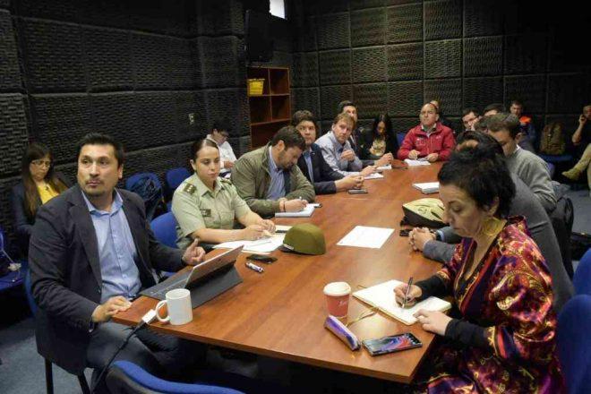 Eclipse 2020 en Los Ríos: una oportunidad para mejorar infraestructura y servicios turísticos en la zona